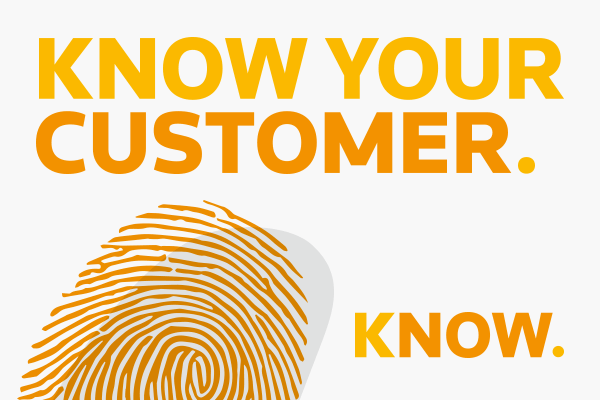 [image: logo of the 'know your customer' app]